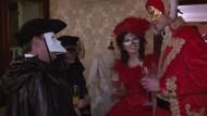 Gala-Auftakt für Karneval von Venedig