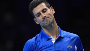 Djokovics politischer Kampf
