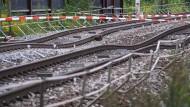 Züge umfahren Deutschland weiträumig
