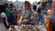 Sandelholz, Räucherwerk, Blumen: Wer in Indien war, wird diesen Duftmix nie vergessen.