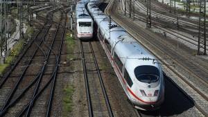 Bahn will 156 Milliarden Euro ausgeben