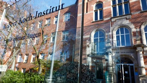 Was darf das Robert-Koch-Institut?