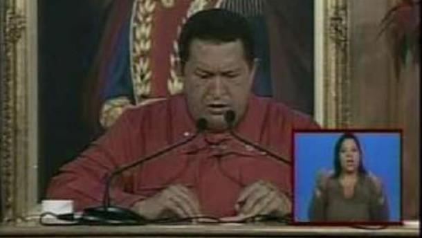 Feldherr Chávez