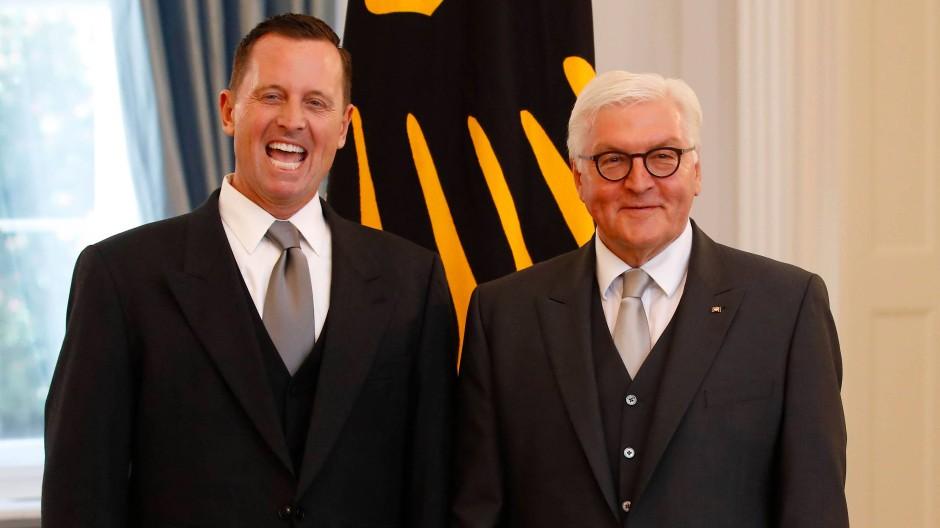 Richard Grenell als Botschafter in Deutschland zurückgetreten