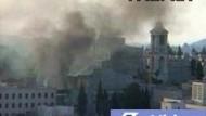 Die umkämpfte Geburtskirche in Bethlehem