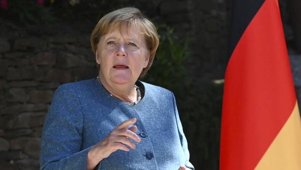 """Merkel hat """"erhebliche Zweifel"""" an Umsetzung des Mercosur-Abkommens"""