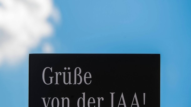 Breite Unterstützung für die IAA