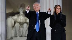 Trump gibt sich versöhnlich