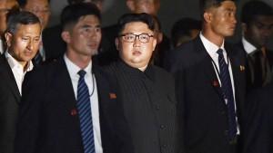 Entwicklungsmodell für Nordkorea?