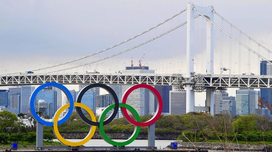 Sparkurs in Tokio: Die Kosten für die Olympischen Spiele 2021 sind zu hoch.