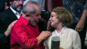 Ehefrau von Brasiliens Ex-Präsident Lula gestorben