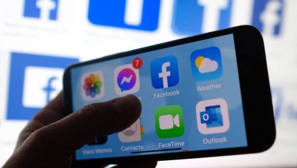 US-Wettbewerbsklage gegen Facebook neu eingereicht