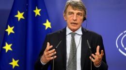 Abgeordnete wollen Sanktionen gegen EU-Länder