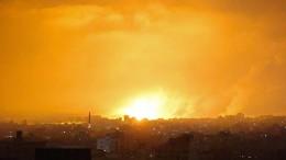 Israel feuert auf Gazastreifen