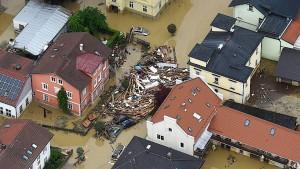 Kommunen wollen sich vor Starkregen besser schützen