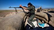 Der einsame Kampf der Kurden