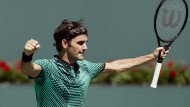 Schweizer Tennis-Finale in Indian Wells