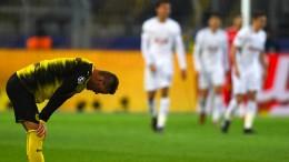 Das Aus für Borussia Dortmund