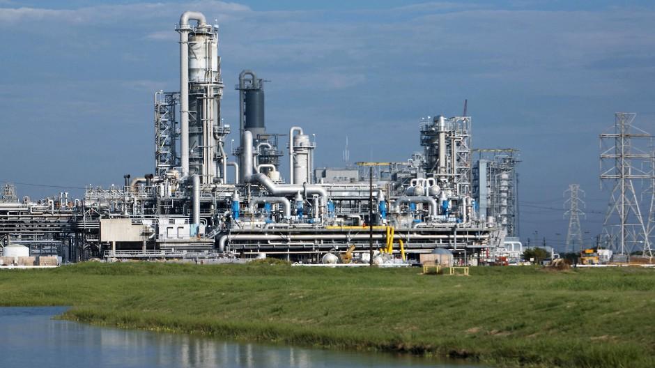 Der Verbundstandort Freeport in Texas ist der führende Produzent von Grundchemikalien, Zwischenprodukten und Faserprodukten.