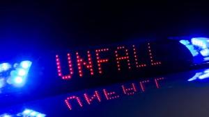 A661: Fünf Schwerverletzte bei Auffahrunfall