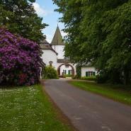 Man kennt sich: In Dierfeld in Rheinland-Pfalz kann man sich schwer aus dem Weg gehen. Die Einwohner leben und arbeiten in einem Haushalt.