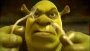 """Die grüne Form wahren: """"Shrek2"""""""