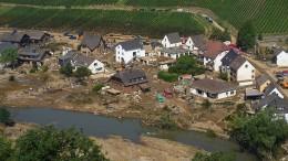 Zahl der Hochwasser-Toten auf mindestens 170 gestiegen