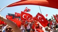 Türkei wartet auf Richterspruch