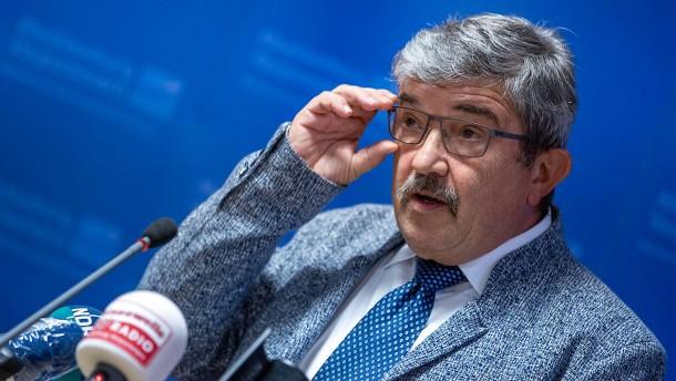 Ermittlungen gegen früheren Innenminister Caffier