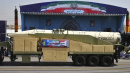 Iran testet neue Mittelstreckenrakete