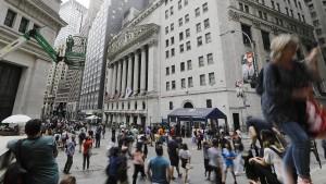 Warum die Wall Street vor einem schwachen September zittert
