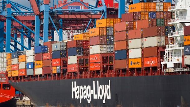 Aktienkurs von Hapag-Lloyd ruft Bafin auf den Plan