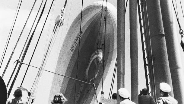 Schifffahrt aus drei Perspektiven