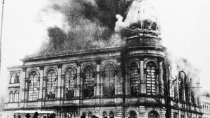Hessens Landtag gedenkt Opfer