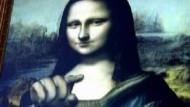 Gespräch mit Mona Lisa