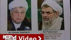 Klage gegen früheren iranischen Präsidenten Rafsandschani