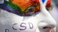 Trotz steigender Akzeptanz werden Homosexuelle immer noch diskriminiert.