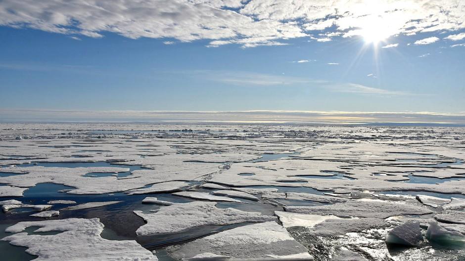 Alles beim Alten: der geografische Nordpol