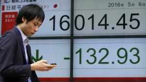Die Japanisierung der Anleiherenditen schreitet voran