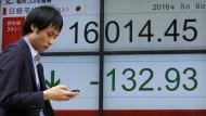 """""""Willkommen in der Japanisierung"""": Lange dauernden Phase wirtschaftlicher Stagnation"""