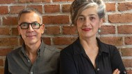 Seit mehr als 30 Jahren die Köpfe von Mapa Teatro: Heidi und Rolf Abderhalden