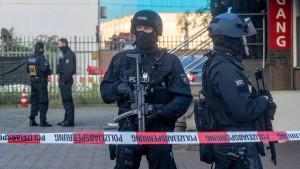 Großrazzia gegen Hells Angels in NRW