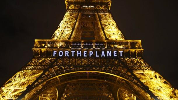 Abschließender Entwurf für Klimavertrag steht