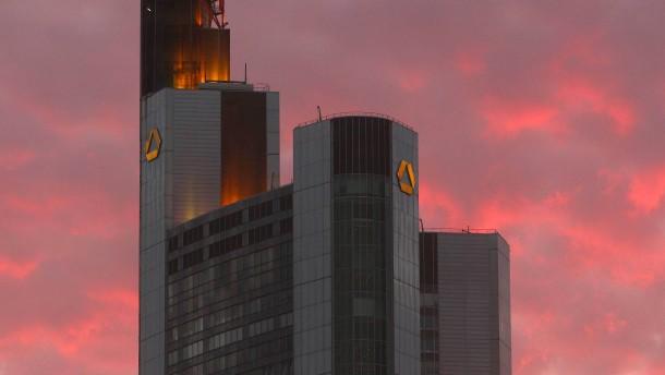 Knof macht in der Commerzbank Dampf