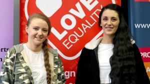 Erste Homo-Ehe in Nordirland