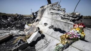 Gefechte rund um MH17-Absturzstelle