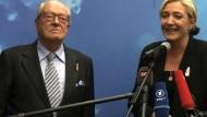 Tochter Le Pens neue Chefin des Front National
