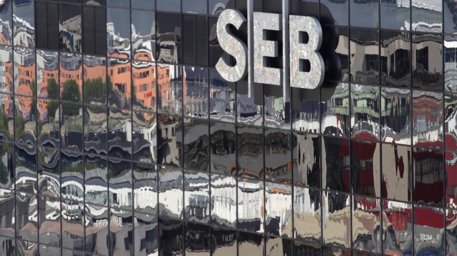 Die SEB in der estnischen Hauptstadt Tallinn