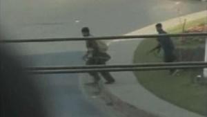 Terrorangriff auf Sri Lankas Kricket-Team