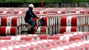 Ohne Öl wird es noch lange nicht gehen
